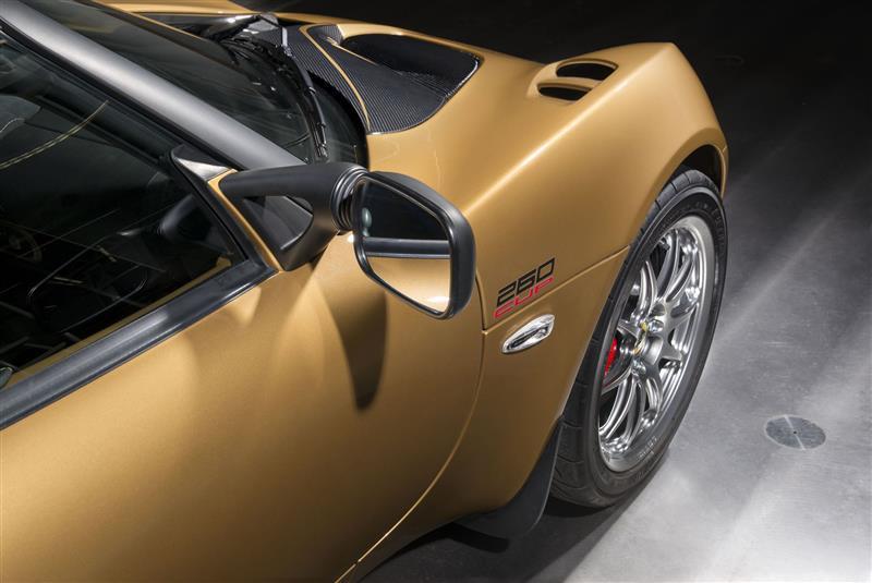 2017 Lotus Elise Cup 260