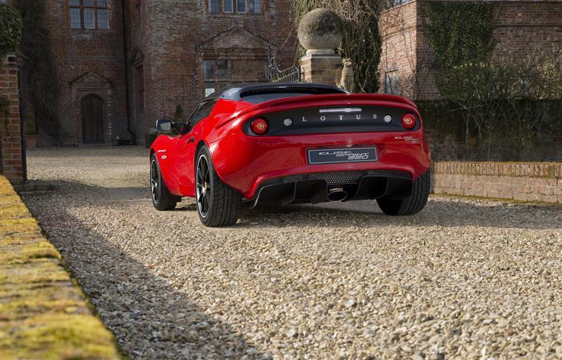 2017 Lotus Elise Sprint 220 News And Information