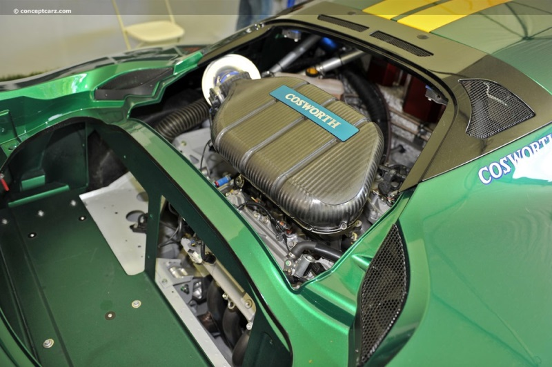 2010 Lotus Evora Cup GT4