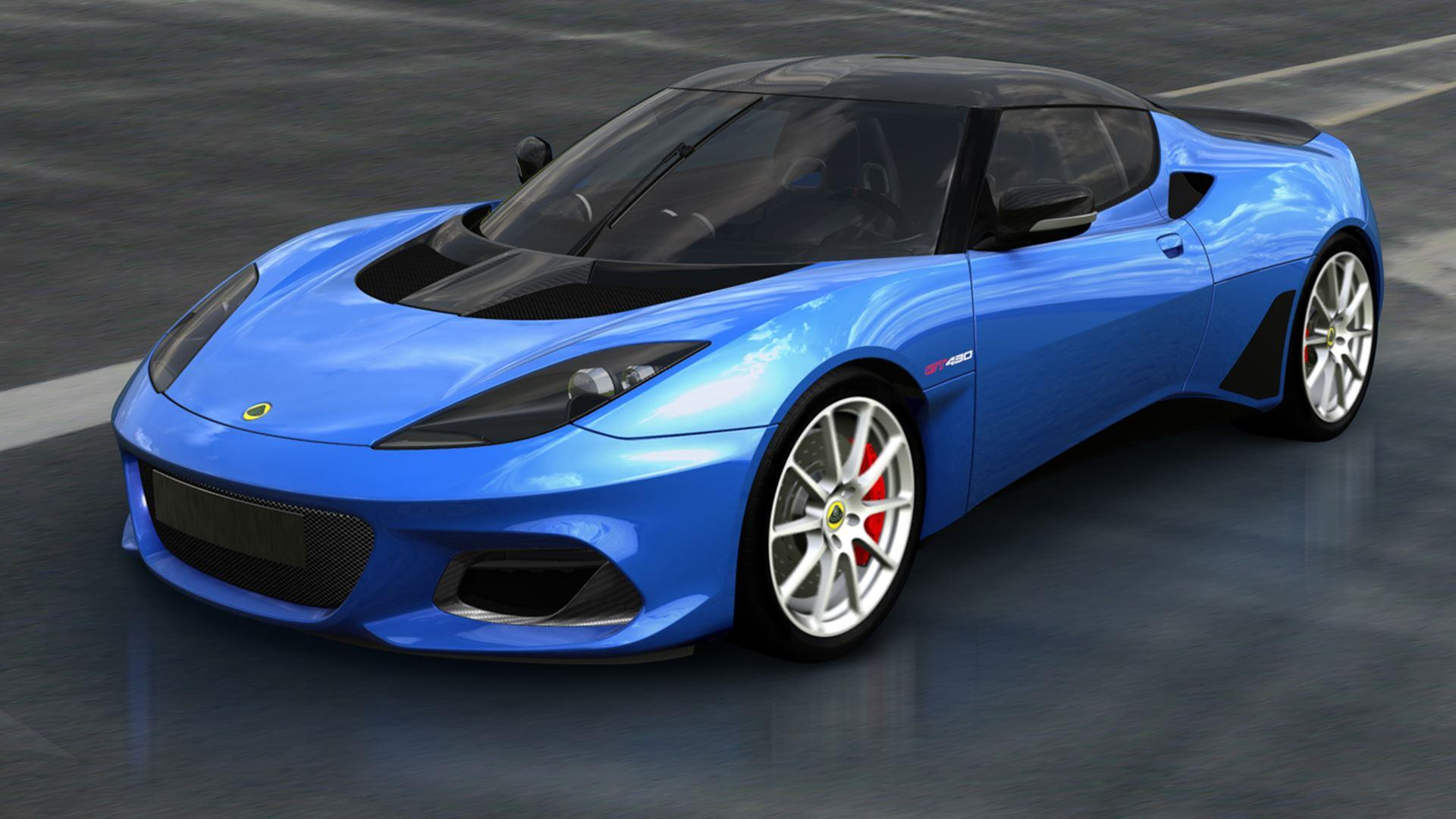 2017 Lotus Evora Sport GT430
