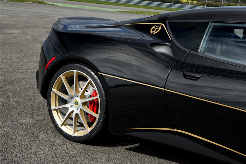 2017 Lotus Evora Sport 410 GP Edition