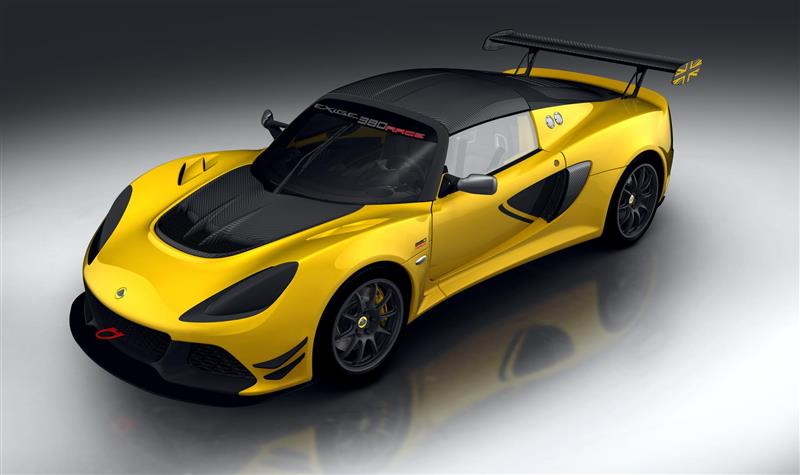 2017 Lotus Exige Race 380 News and Information, Research, and History