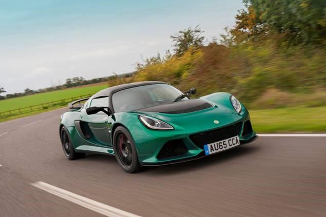 2015 Lotus Exige Sport 350