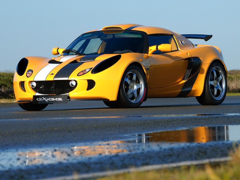 2006 Lotus Exige Cup thumbnail image