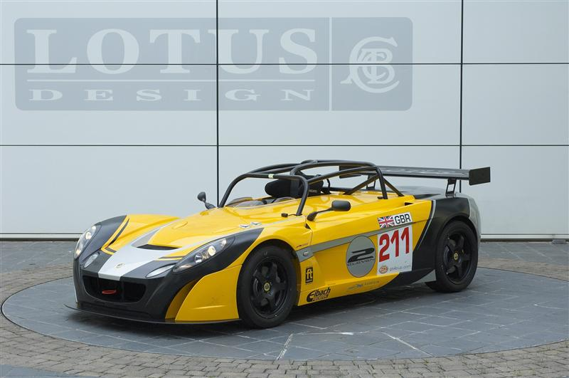 2008 Lotus 2-Eleven GT4 Supersport pictures and wallpaper