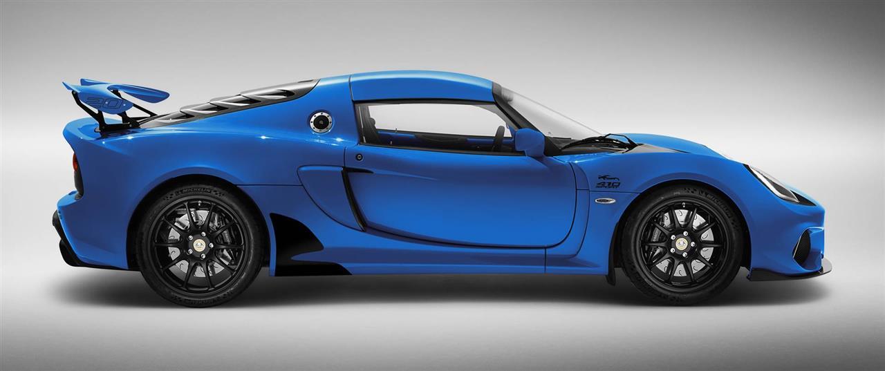 2020 Lotus Exige Sport 410 20th Anniversary