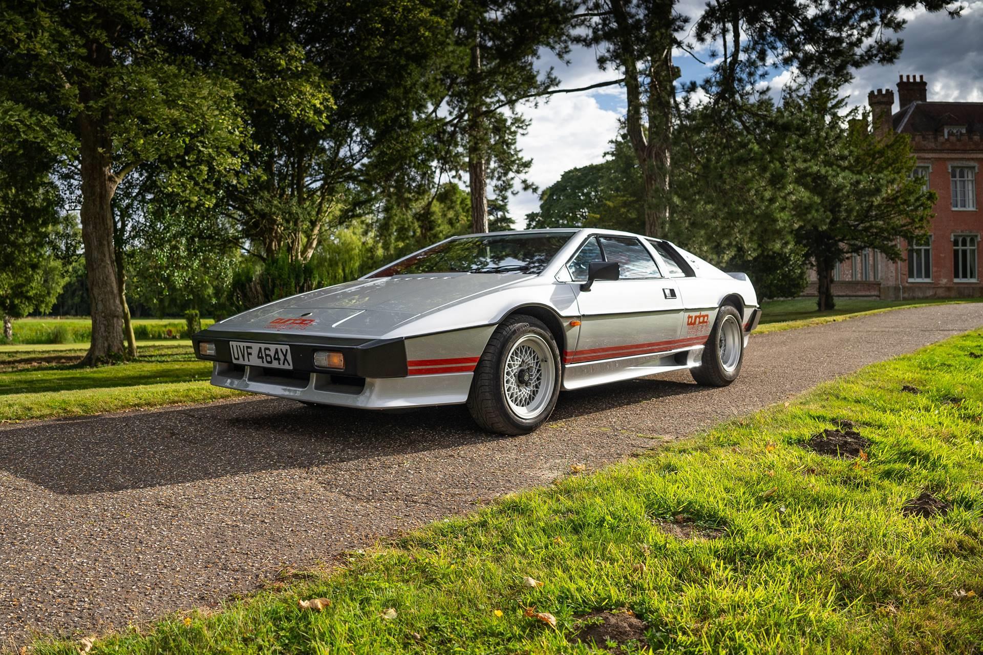 1981 Lotus Esprit