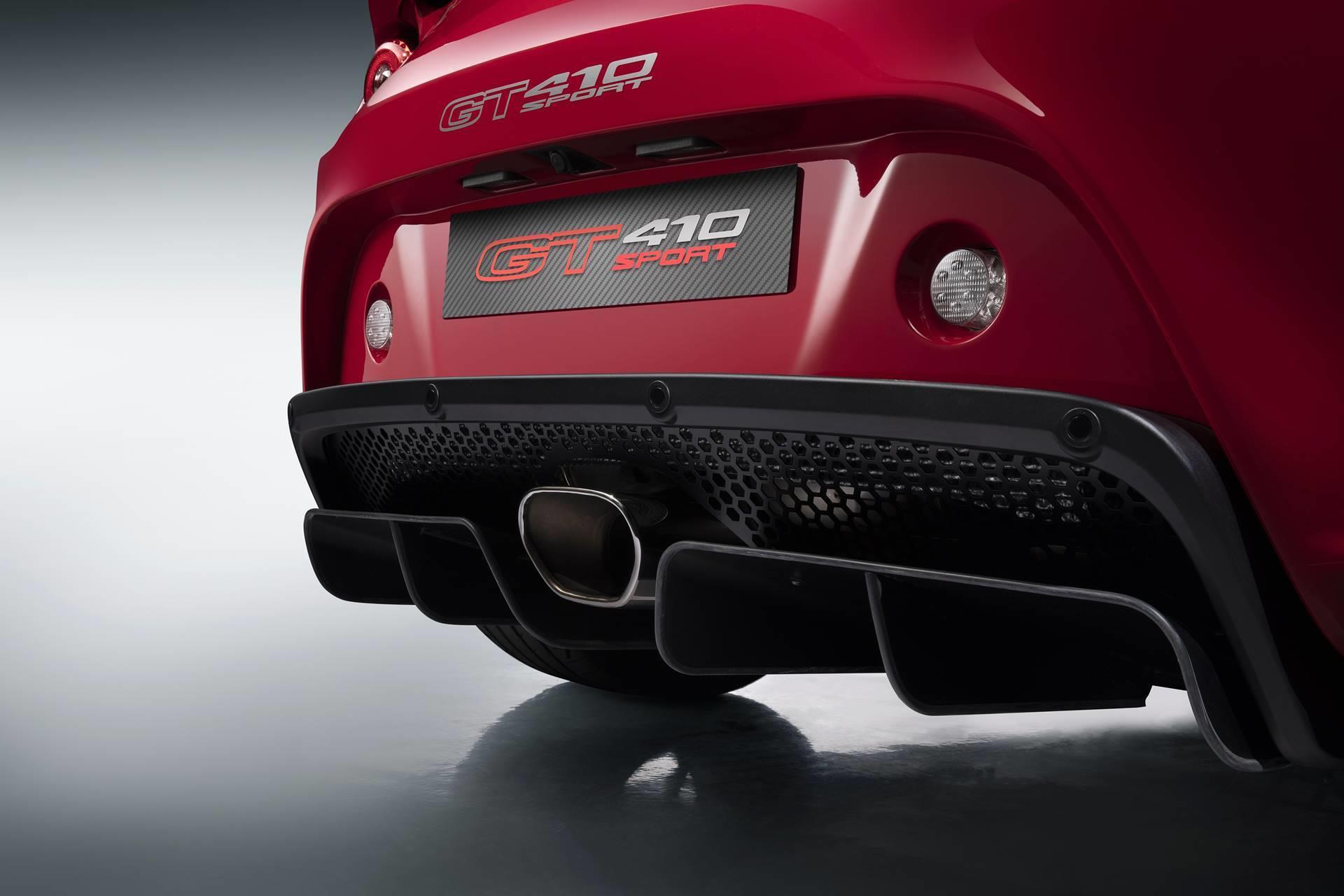 2019 Lotus Evora GT410 Sport