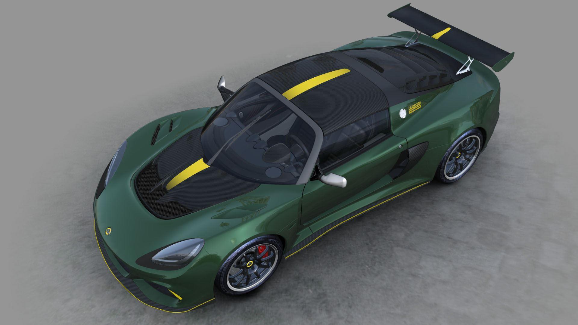 2018 Lotus Exige Cup 430 Type 25