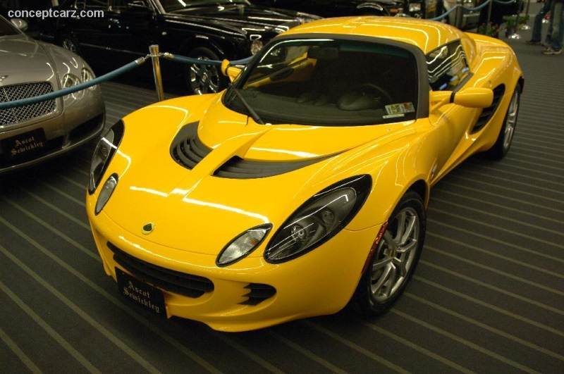 2006 Lotus Elise History, Pictures, Value, Auction Sales, Research ...