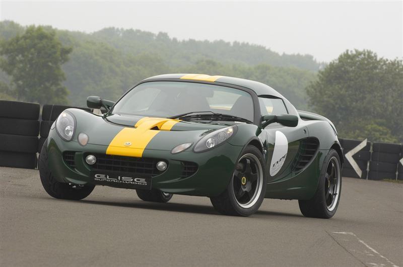 2008 Lotus Elise SC Clark Type 25