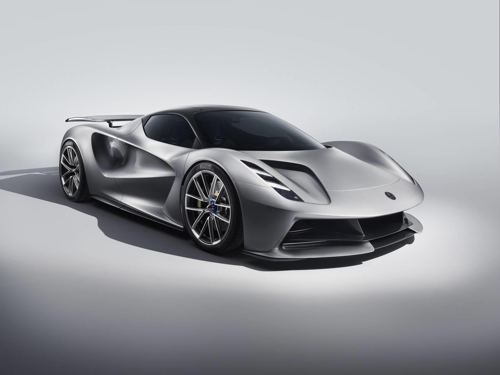 2019 Lotus Evija