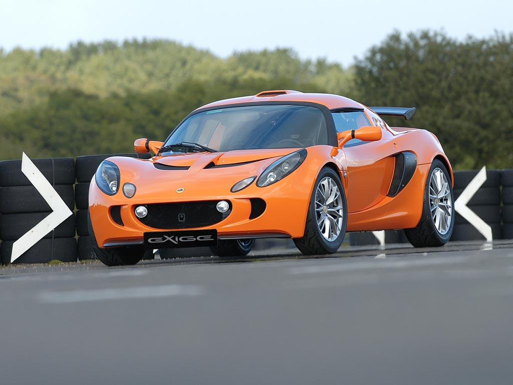 2005 Lotus Exige Cup Wallpaper and Image Gallery