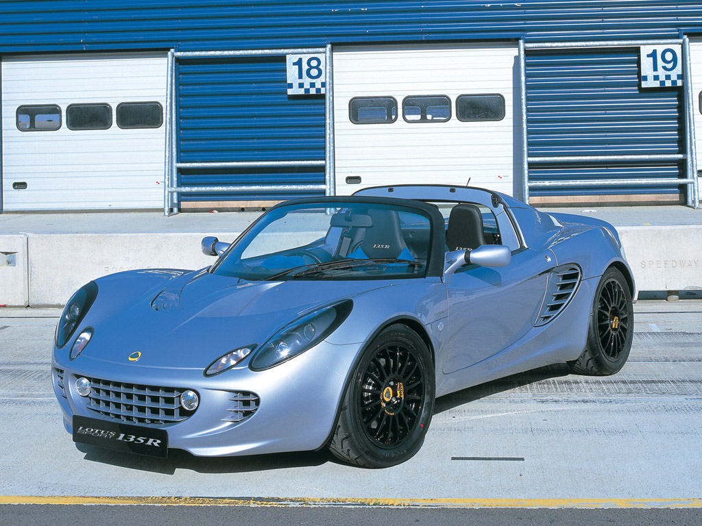 2003 Lotus Elise S2 135R History, Pictures, Value, Auction ...