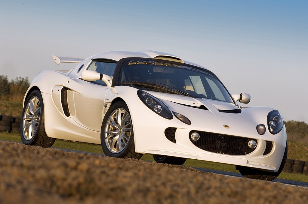 2008 lotus sport exige cup 260. Black Bedroom Furniture Sets. Home Design Ideas