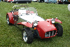 Chassis information for Lotus Super Seven