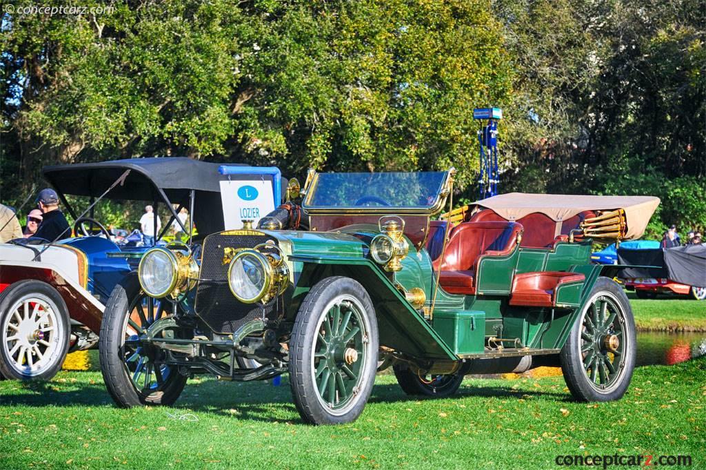 1908 Lozier Model H