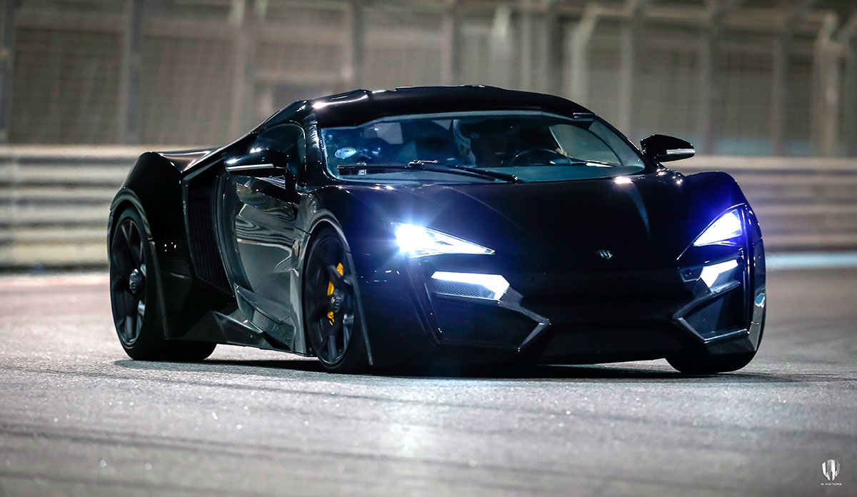 2015 Lykan Hypersport News And Information Conceptcarz Com