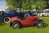 1931 MG M-Type Midget image.