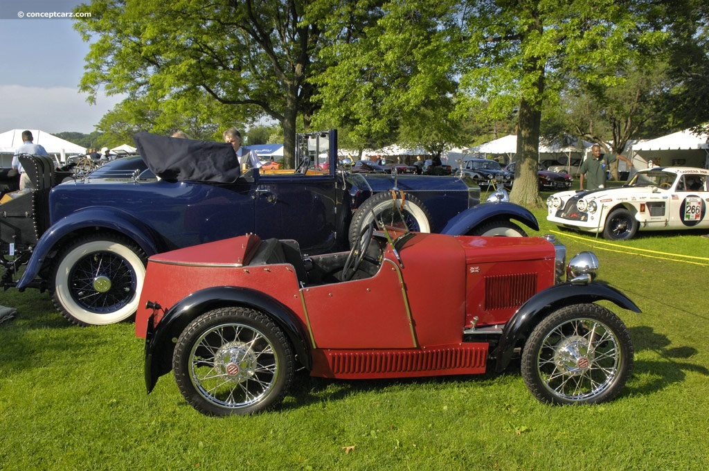 1931 Mg M Type Midget History Pictures Value Auction Sales Research And News