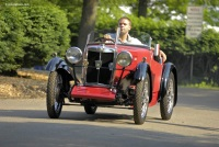 1931 MG M-Type Midget