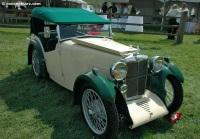 1932 MG J1 image.