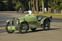 1932 MG J2 image.