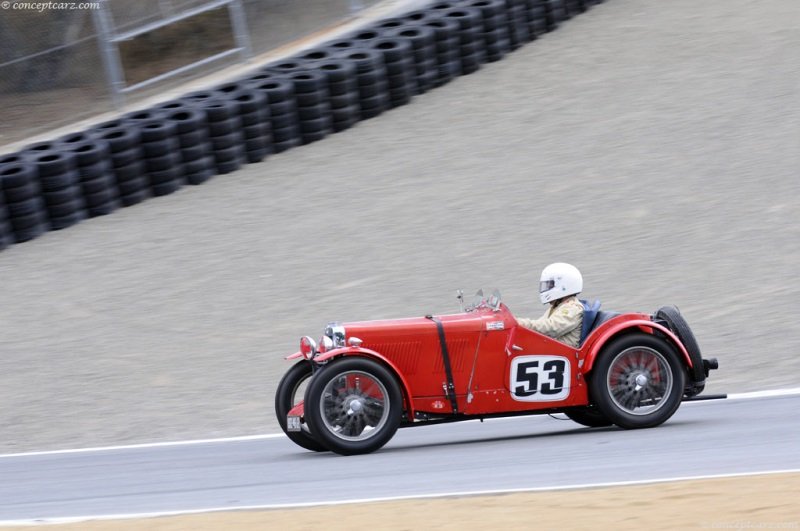 1932 MG J2