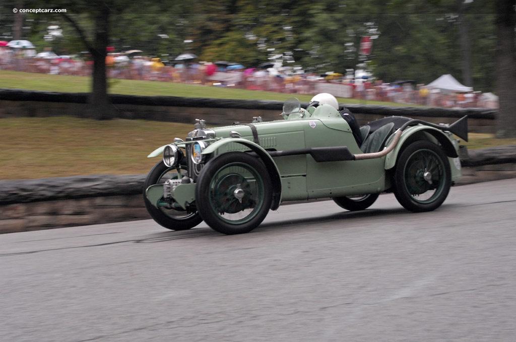 1932 Mg J2 Image Chassis Number J2246