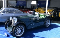 1932 MG F-Type Magna.  Chassis number F7015
