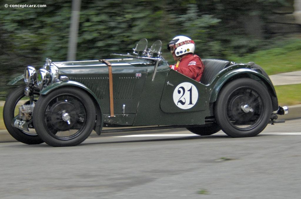 Us Grand Prix >> 1933 MG J2 Image. Photo 21 of 51