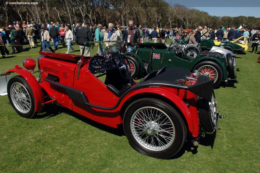 1933 MG J3