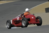 1933 MG L1 Magna.  Chassis number L1-0496