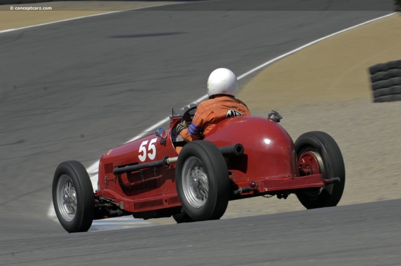 1933 MG L1 Magna