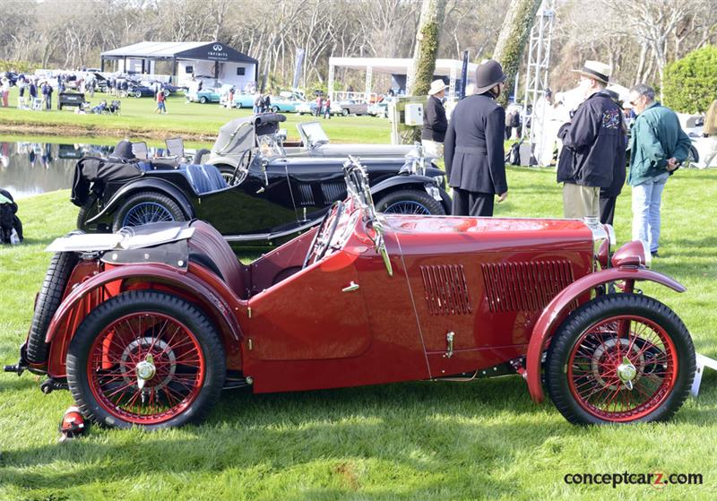 1933 MG J2