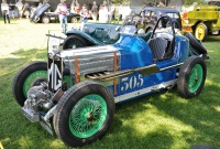 1934 MG PA/B.  Chassis number PA-450