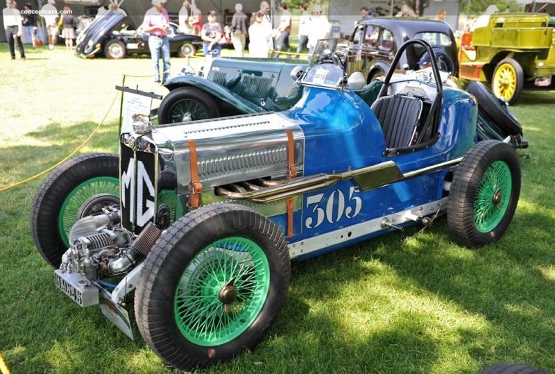 1934 MG PA/B