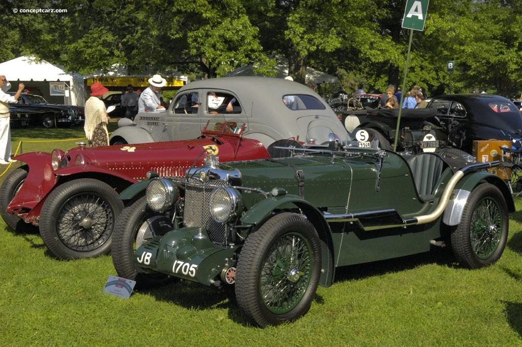 1934 MG K3 Magnette