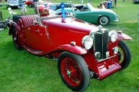 1934 MG N-Type Magnette