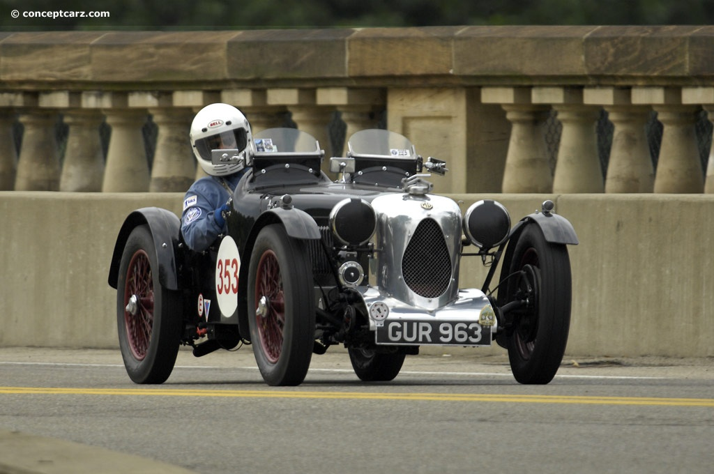 1935 MG PB