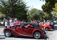 1937 MG VA.  Chassis number VA 0807T
