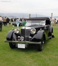 1937 MG SA