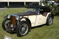 1937 MG TA image.