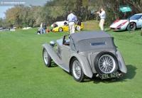 Sports Car MG