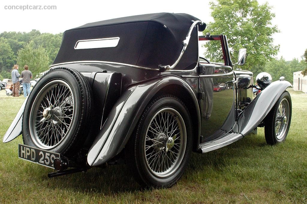 Auction Results and Sales Data for 1938 MG TA