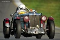 1939 MG TB image.
