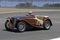 1948 MG TC.  Chassis number TC5473