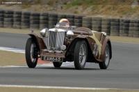 1948 MG TC image.