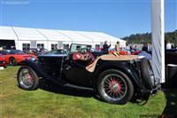 1948 MG TC.  Chassis number TC/7040