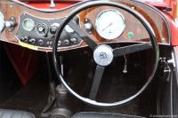 1949 MG TC.  Chassis number TC/5825 or TC/3825